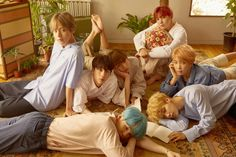 I'm dead  'Her' Concept photo L version  #BTS #LOVE_YOURSELF