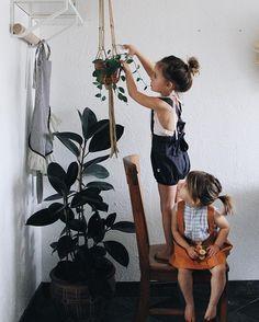 little gardeners #gogreen #greenisthenewblack #kids #fashion #lifestyle #inspiration