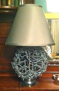 197 Best Nuts Screws Art Images Metal Art Metal Crafts Scrap