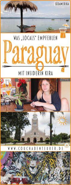 Paraguay ist ein zumeist übersehenes Land in Südamerika, dabei hat es unglaublich viel zu bieten. Kira verrät ihre Insider-Tipps. #paraguay #südamerika #reisen #travel #lateinamerika