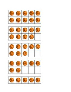 Basketball Ten Frames