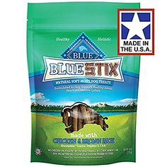 Blue Buffalo Stix ChickenBrown Rice Pack of 3 * Be sure to check out this awesome product. #PetSupplies
