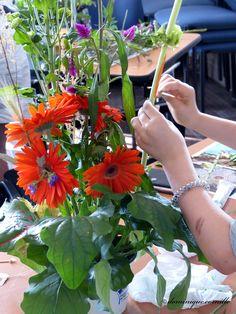 Atelier pédagogique pour les 6-10 ans autour de la biodiversité imaginaire avec Atelier f. ©D.Cornille - Pôle Images - AgroParisTech – à AgroParisTech.