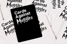 This is the original, highly anticipated, incredibly offensive, hilariously funny (and VERY unofficial) Harry Potter themed edition of the game. This is the full downloadable version of Cards Against Muggles! It contains 1356 total cards (369 black cards, 987 white cards, and both the