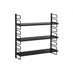 Ester Wall Shelf - Black