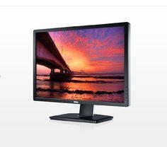 Dell UltraSharp U2412M 24 LED LCD Monitor - 16:10 - 8 ms $304.49