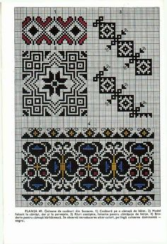 Cross stitching , Etamin and crafts: Traditional cross stitch Pattern Cross Stitch Borders, Cross Stitch Designs, Cross Stitching, Cross Stitch Patterns, Embroidery Sampler, Embroidery Patterns Free, Cross Stitch Embroidery, Palestinian Embroidery, Pixel Pattern