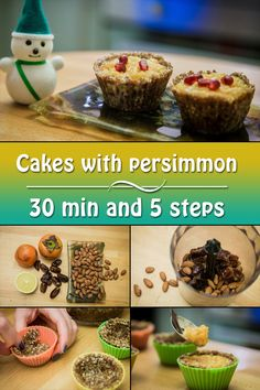 This dessert is extremely healthy: it has no refined sugar in it!