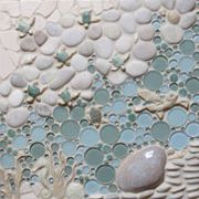 """""""Are We There Yet?"""" Mural - Shown in 18""""x18"""" 