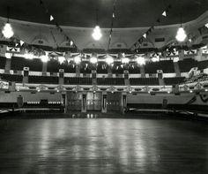 Memphis Historic Ellis Auditorium - and Market Place. North Hall 1926
