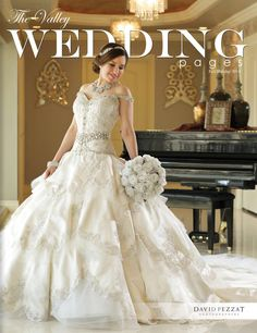 The Valley Wedding Pages Fall/Holiday 2014 Magazine. View online at: http://valleyweddingpages.com/magazine-archives/fall-holiday-2014-magazine