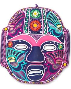 diy mexican folk art - Google Search