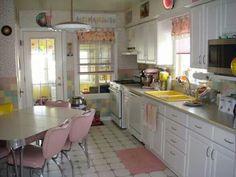 Rockabilly kitchen