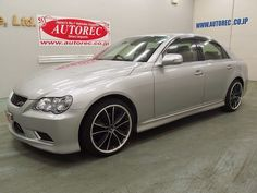 Japanese vehicles to the world: 19524A1N7 - 2008 Toyota MARK X VERTIGA 300G for Ke...