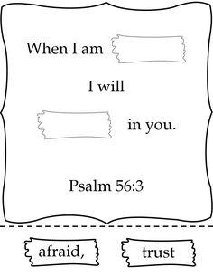Msss Crafts Old Testament