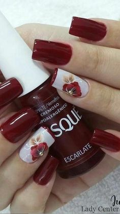 We have collected 2019 nail design in the most popular different colors for you. These nail models will suit you very well. We recommend that you apply one of the latest nail designs. Nail Design Spring, Fall Nail Art Designs, Toe Nail Designs, Acrylic Nail Designs, Elegant Nails, Stylish Nails, Beautiful Nail Art, Gorgeous Nails, Cute Nails