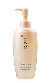 What Beauty Products Are Selling Out Internationally #refinery29  http://www.refinery29.com/international-best-selling-beauty-products#slide-28  Sulwhasoo    Alongside Amorepacific, Sulwhasoo is the other big-name luxury brand to come out of Korea. Lotte's sold so many of its Gentle Cleansing Oils that a rep says it's the top-selling face wash by far.