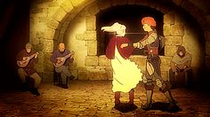 Best anime of 2014   Rage of Bahamut: Genesis