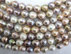 Kasumi Style Natural Pearls by Beaditbeadstore on Etsy, $975.00