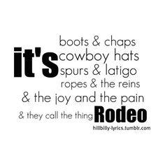 Country Music Lyrics ❤ liked on Polyvore
