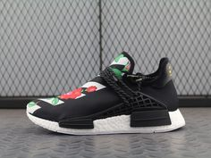 9b508486af44e Women Men New Arrival Cheap Shoe Off White X Adidas Hu NMD Boost Sneakers  Black White Running Sneakerss For Sale Sneakers For Sale