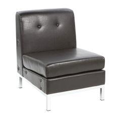 great colors & look  Ave Six Wall Street Slipper Chair | AllModern