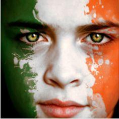(irish,flag,artistic,photography,face)