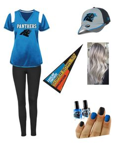 """panthers"" by maryam-abushabab on Polyvore featuring beauty and Topshop"