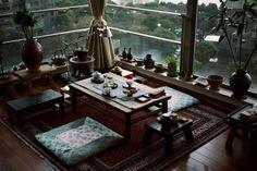Nice tea place.