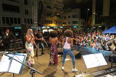 Grupo Mascarada Carnaval: El Carnaval Porteño de Arrecife supera expectativa...