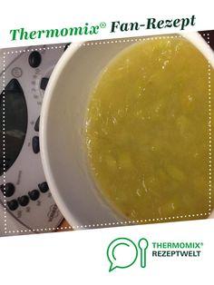 Rhabarber Kompott von Alwin. Ein Thermomix ® Rezept aus der Kategorie Desserts auf www.rezeptwelt.de, der Thermomix ® Community.