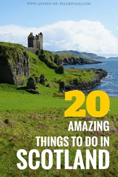 The 20 best tourist attractions in Scotland. The best Scottish Castles, landscape and wildlife experience all in one article. Learn all about 20 amazing things to do in Scotland. Clickf or more information