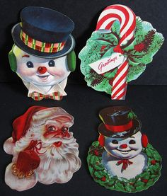 Eureka GIANT Christmas Stickers, via MADsLucky13 on Flickr.