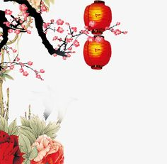Happy Lunar New Year, Happy Chinese New Year, Chinese Theme, Chinese Art, Chinese Christmas, Chinese New Year Background, Chinese New Year Design, Chinese New Year Greeting, Chinese Festival