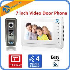 LCD Screen Video Doorphone – uShopnow store