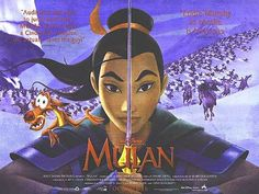 Mulan Movie Poster #5 - Internet Movie Poster Awards Gallery