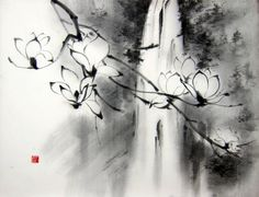 /japanese-ink-painting-suibokuga-sumie