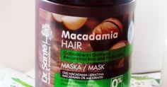 Witam Kochani!!! Dziś o masce do włosów którą używam już od pół roku i zużyć nie mogę! Dr. Santé Maska do włosów z olejem macadamia i ...