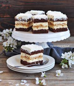 Easy Cake Recipes, Sweet Recipes, Sweet Bakery, Cookie Desserts, Cake Cookies, Cheesecake, Food And Drink, Cooking Recipes, Tasty