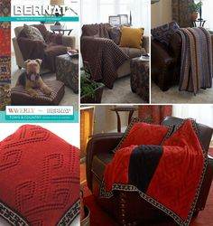 Bernat booklet: Town and Country Pattern Book (530221)
