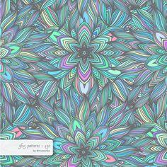 Zentangle #pattern #surfacedesign #365 #365patterns #art #mzwonko