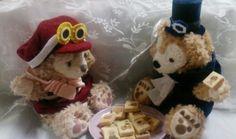 アズーリ・クール・ジャパン 「 ワンピース大好き!フィギュア大好きazu and eriのONE PIECEを探すブログ」 - サボコア ダッフィー サボくん食べちゃお♪コアラ食べよ。
