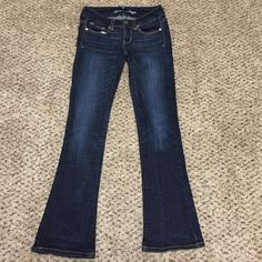 AE jeans Excellent condition. Stretch American Eagle Outfitters Jeans Boot Cut