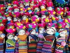 """Chiapas area of Mexico famous for its """"Chiapas Textiles'"""