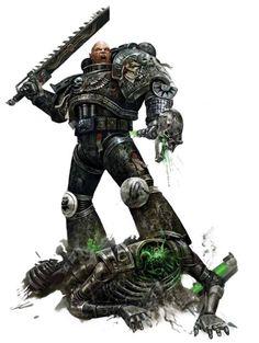 Warhammer 40000,warhammer40000, warhammer40k, warhammer 40k, ваха, сорокотысячник,фэндомы,art,арт,красивые картинки,Imperium,Империум,Necrons,death watch