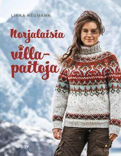 Islantilaisneule | Meillä kotona Fair Isle Knitting Patterns, Fair Isle Pattern, Knitting Stitches, Knitting Designs, Free Knitting, Knitting Projects, Beginner Crochet Tutorial, Easy Crochet, Knit Crochet