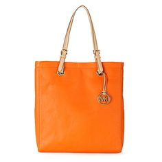 BIG ORANGE BAG   # Pin++ for Pinterest #
