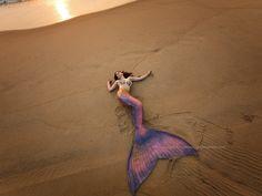 Mermaid Viktoria shot byChris Crumley; Tai byl:Mertailor Mermaid Tails; Location: Lakeside Pool Studio in Virginia Beach, VA