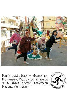 Movimiento Piu en Valencia.