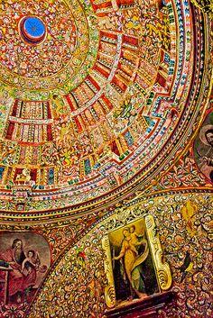 Jesuit Church, 17th-century, Arequipa   Flickr - Photo Sharing!
